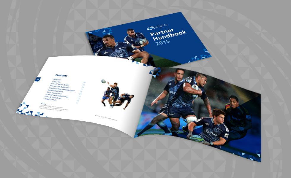 BLUES<br><small>partner handbook</small>